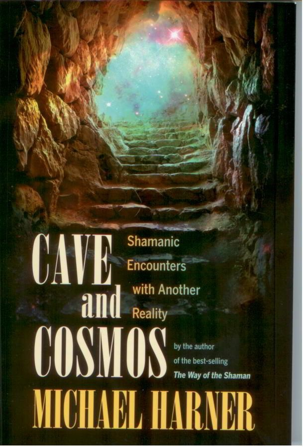 Harner Caves book cover