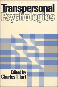 Transpersonal Psychologies. (book cover front)