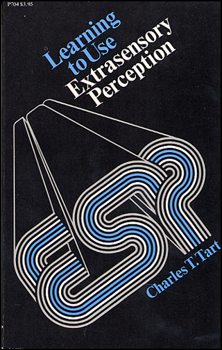 Learning to Use Extrasensory Perception (book cover front)